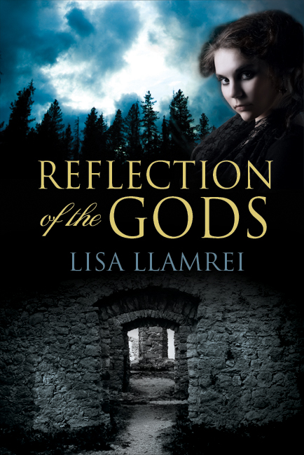 Reflection of the Gods! by Lisa Llamrei